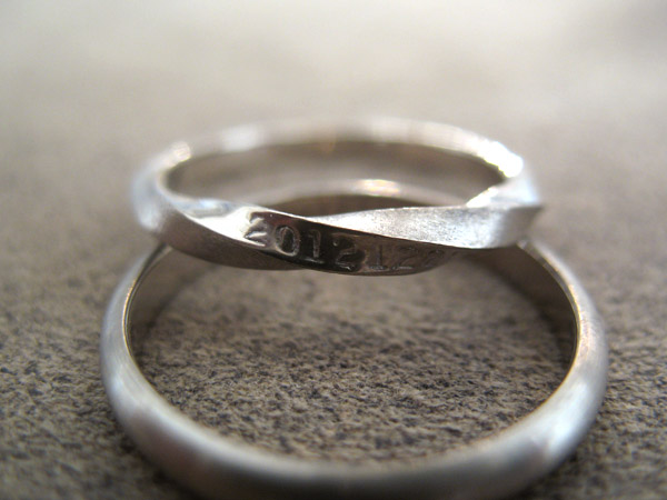 marriage ring WG